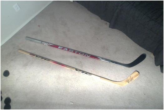 Five Considerations When Choosing a Hockey Stick