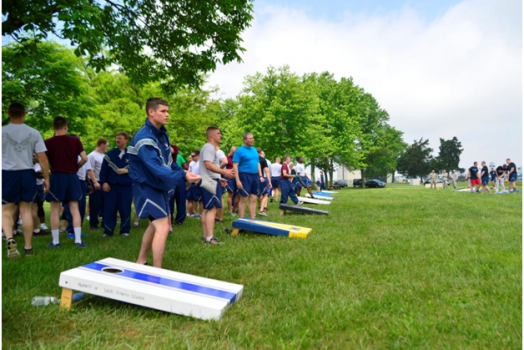 Top group activities for team building events