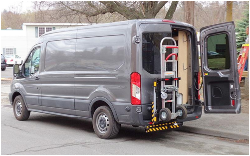 Keep your van safe with Top security tips and products