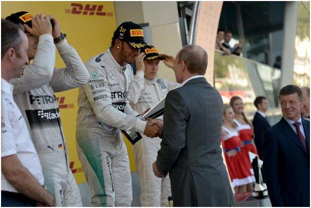 Lewis Hamilton is a world-class winner