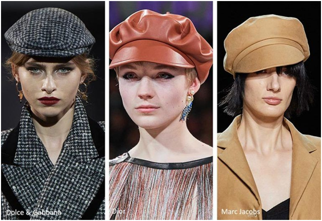 Hat styles that you might consider adding to your wardrobe in 2021